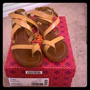 Tory Burch Strappy Sandals